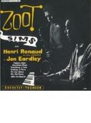 Zoot Sims Avec Henri Renaud Et Son Orchestre Et Joe Eardley (Ltd)【SHM-CD】