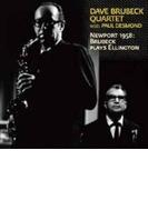 Newport 1958: Plays Ellington【CD】