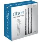 オーボエ協奏曲集~ヴィヴァルディ、アルビノーニ、テレマン、バッハ、ヘンデル、他(12CD)【CD】 12枚組