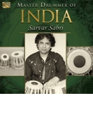 Master Drummer Of India【CD】