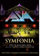 SYMFONIA ~LIVE IN BULGARIA 2013 (+CD)(限定盤)【DVD】 3枚組