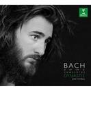 バッハ父子のチェンバロ協奏曲集 ジャン・ロンドー、ソフィー・ジェント、ルイ・クレアック、他【CD】