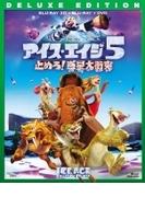 アイス エイジ 5: 止めろ!惑星大衝突 3d & 2dブルーレイ & Dvd (Ltd)【ブルーレイ】 2枚組
