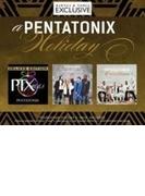 Pentatonix Holiday (Ltd)【CD】 3枚組