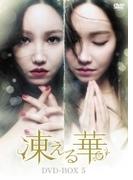 凍える華 DVD-BOX5【DVD】 6枚組