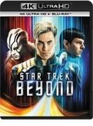 スター・トレック BEYOND<4K ULTRA HD+Blu-rayセット>【ブルーレイ】 2枚組