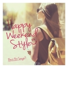 HAPPY WEEKEND STYLE-Best Hit Songs【CD】