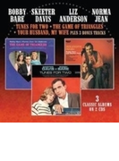 Tunes For Two / Game Of Triangles / Your Husband, My Wife【CD】 2枚組