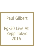 Pg-30 Live At Zepp Tokyo 2016