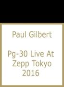 Pg-30 Live At Zepp Tokyo 2016