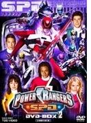 Power Rangers S.p.d. Dvd-box2【DVD】 5枚組