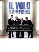 Notte Magica - A Tribute To The Three Tenors: 魅惑のlive~三大テノールに捧ぐ: (+dvd)(Ltd)【CD】 2枚組