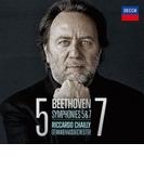 交響曲第5番『運命』、第7番 リッカルド・シャイー&ゲヴァントハウス管弦楽団【SHM-CD】