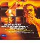 Pictures At An Exhibition: Gergiev / Vpo +orch.works【SHM-CD】