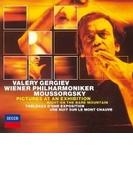 展覧会の絵、禿山の一夜、モスクワ河の夜明け ワレリー・ゲルギエフ&ウィーン・フィル【SHM-CD】