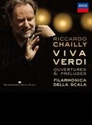 Viva Verdi-overtures & Preludes: Chailly / Filarmonica Della Scala【SHM-CD】