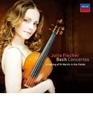 ヴァイオリン協奏曲集 ユリア・フィッシャー、アカデミー室内管弦楽団【SHM-CD】