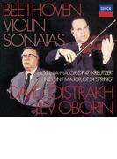 ヴァイオリン・ソナタ第5番『春』、第9番『クロイツェル』 ダヴィド・オイストラフ、レフ・オボーリン【SHM-CD】