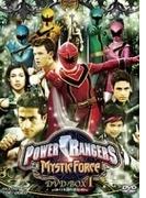 Power Rangers Mystic Force Dvd‐box 1【DVD】 5枚組