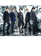 FIVE 【初回限定盤B】 (CD+DVD+フォトブックレット48P)【CD】