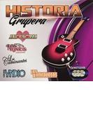 Historia Grupera【CD】 3枚組