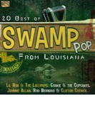 20 Best Of Swamp Pop From Louisiana【CD】