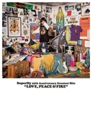 Superfly 10th Anniversary Greatest Hits 『LOVE, PEACE & FIRE』 【初回限定盤】 (4CD)【CD】 4枚組