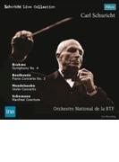 ブラームス:交響曲第4番、ベートーヴェン、メンデルスゾーン カール・シューリヒト&フランス国立放送管弦楽団、アラウ、グリュミオー(1959,63年ステレオ)(2CD)【CD】 2枚組