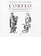 L'orfeo: Cavina / Ensemble La Venexiana Galli Guadagnini De Liso【CD】 2枚組