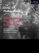 Piano Concerto, Sym, 1, : Gimse(P) Aadland / Oslo Po【CD】