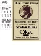 Avalon Blues: Complete 1928 Okeh Recordings (Ltd)【CD】
