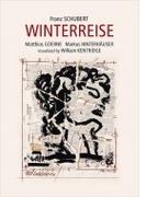 『冬の旅』 マティアス・ゲルネ、マルクス・ヒンターホイザー、ウィリアム・ケントリッジ(ヴィジュアル)(日本語解説付)【DVD】