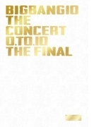 BIGBANG10 THE CONCERT : 0.TO.10 -THE FINAL- 【DELUXE EDITION】 (4DVD+2LIVE CD+PHOTO BOOK+スマプラ)