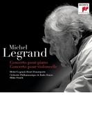ピアノ協奏曲、チェロ協奏曲 ミシェル・ルグラン、アンリ・ドマルケット、ミッコ・フランク&フランス放送フィル【CD】