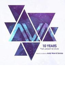 Ava 10 Years: Past Present & Future【CD】 3枚組