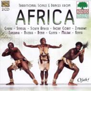 Traditional Songs & Dances From Africa【CD】