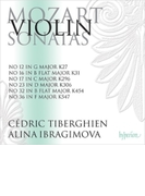 ヴァイオリン・ソナタ全集第3集 アリーナ・イブラギモヴァ、セドリック・ティベルギアン(2CD)【CD】 2枚組