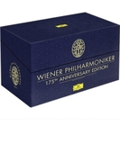 ウィーン・フィルハーモニー管弦楽団 創立175周年記念エディション(44CD+DVD)【CD】 44枚組