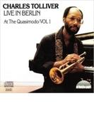 Live In Berlin At The Quasimodo Vol.1 (Ltd)【CD】