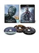 ローグ・ワン/スター・ウォーズ・ストーリー MovieNEX(初回版) [ブルーレイ+DVD]【ブルーレイ】 2枚組