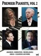 『プレミア・ピアニスト』第2集 マルタ・アルゲリッチ、アルトゥール・ルービンシュタイン、アルトゥーロ・ベネデッティ・ミケランジェリ、ロベール・カサドシュ、他