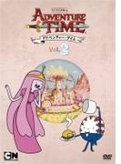 アドベンチャー タイム シーズン6 Vol.3【DVD】