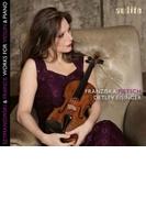 フランク:ヴァイオリン・ソナタ、シマノフスキ:神話、ロマンス フランチスカ・ピーチ、デトレフ・アイシンガー【CD】
