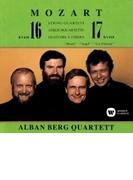 弦楽四重奏曲第16番、第17番『狩』 アルバン・ベルク四重奏団【Hi Quality CD】