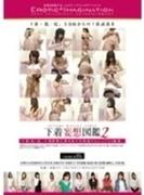 下着妄想図鑑 2【激安アウトレット】【DVD】