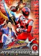 スーパー戦隊シリーズ 宇宙戦隊キュウレンジャー Vol.1【DVD】