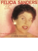 Felicia Sanders (Rmt)(Ltd)【CD】