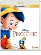 ピノキオ MovieNEX [ブルーレイ+DVD]【ブルーレイ】