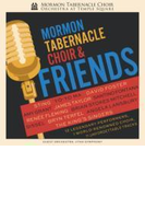 Mormon Tabernacle Choir & Friends【CD】