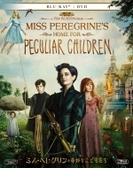 ミス・ペレグリンと奇妙なこどもたち 2枚組ブルーレイ&DVD〔初回生産限定〕【ブルーレイ】